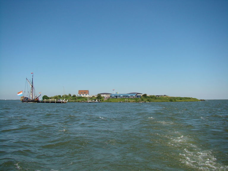 Pampus aanzicht