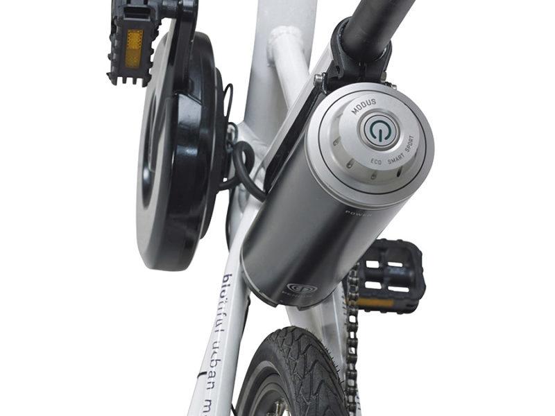 Pendix, middenmotor, Rohloff