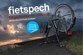 Boek Fietspech, fietsreparaties voor onderweg (voorkant)