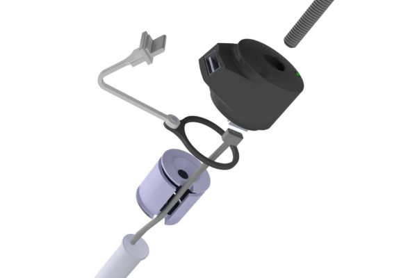 Cinq5 The Plug III USB-lader