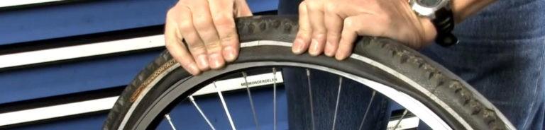 Instructievideo over hoe je een fietsband plakt