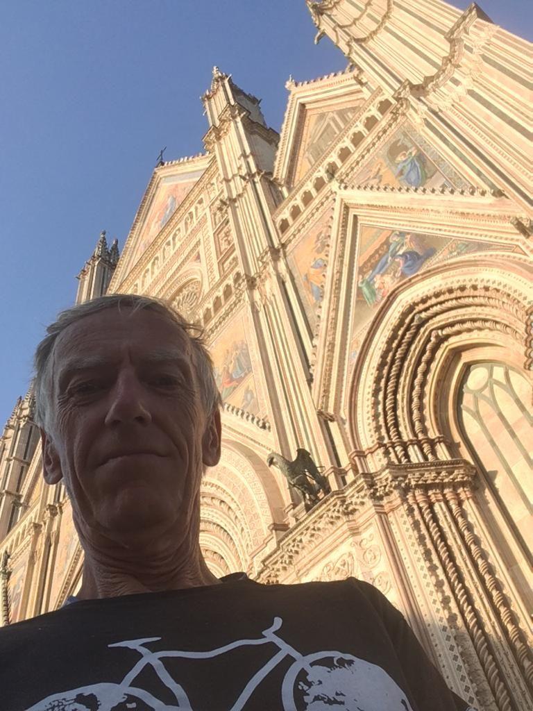 Ed in Rome