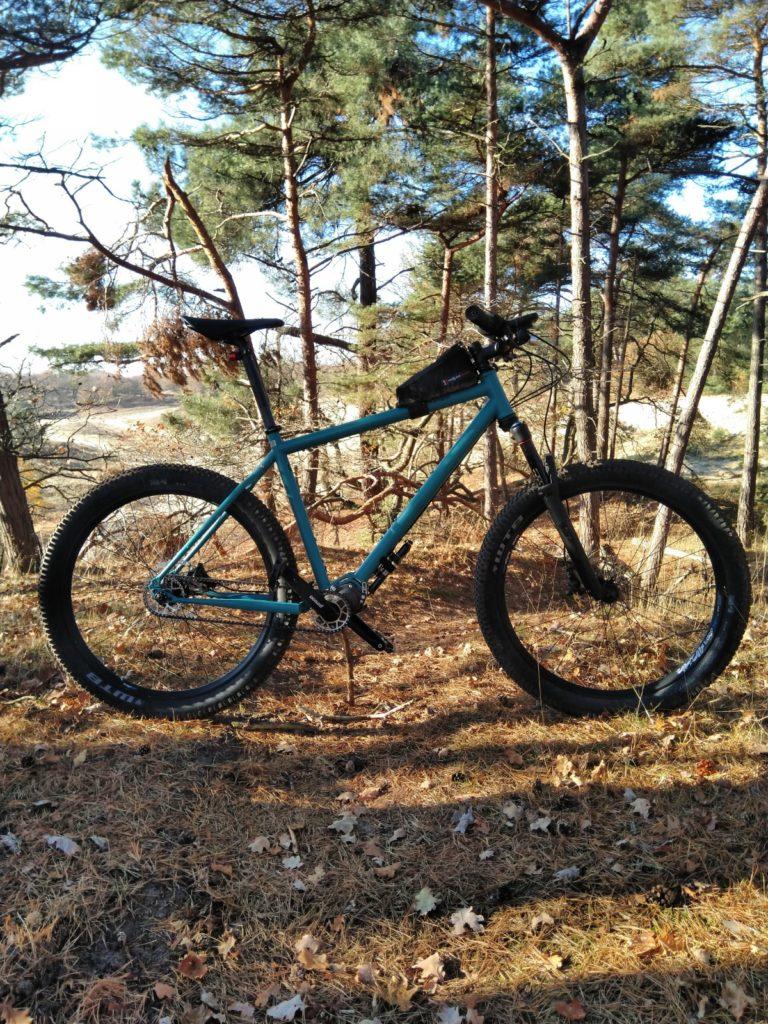 Tout Terrain Outback Loonse en Drunense Duinen fiets