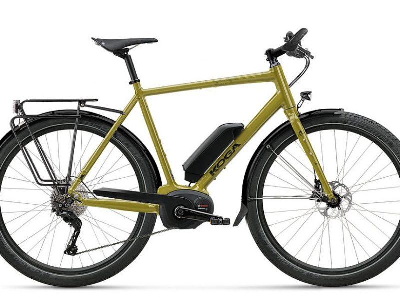 Koga E-WorldTraveller-S e-bike voor fietsvakanties