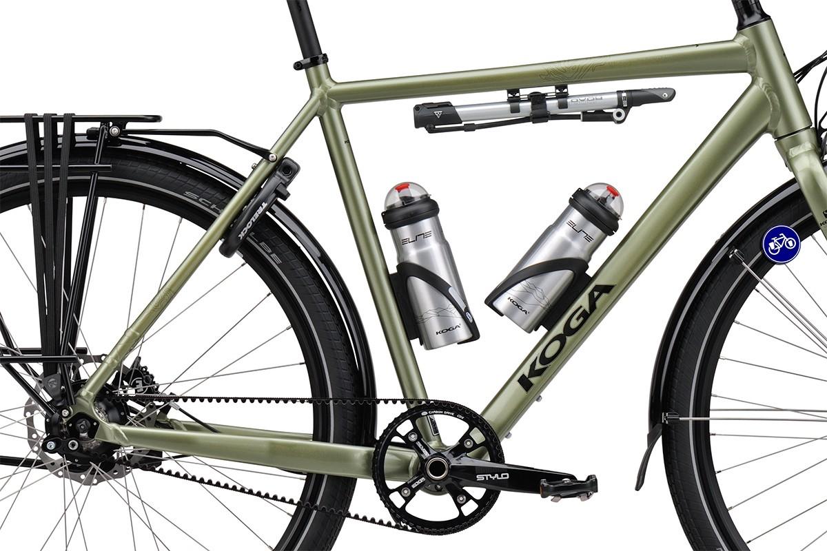 e bike lichtgewicht