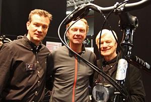 Gerrit Gaastra, Eric Schuijt & Andries Gaastra