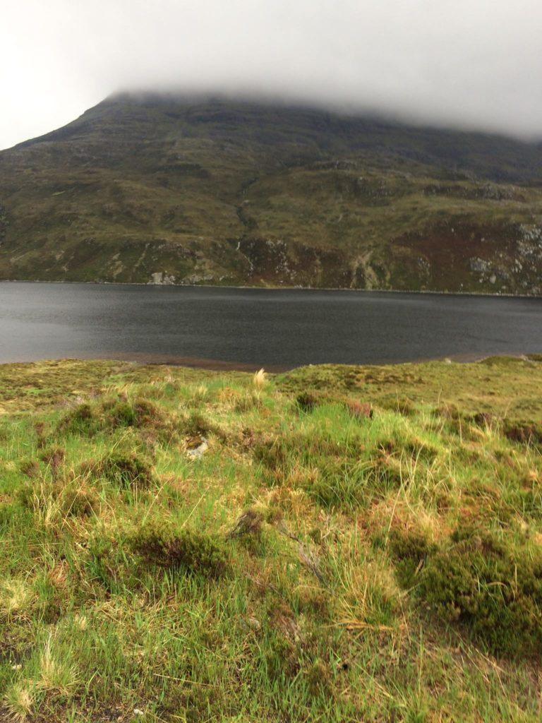 Highland Trail in Schotland