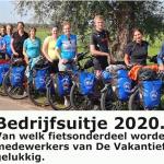Verslag bedrijfsuitje 2020: rondje Nederland