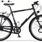 VSF Fahrradmanufaktur TX-400 herenframe, zwart